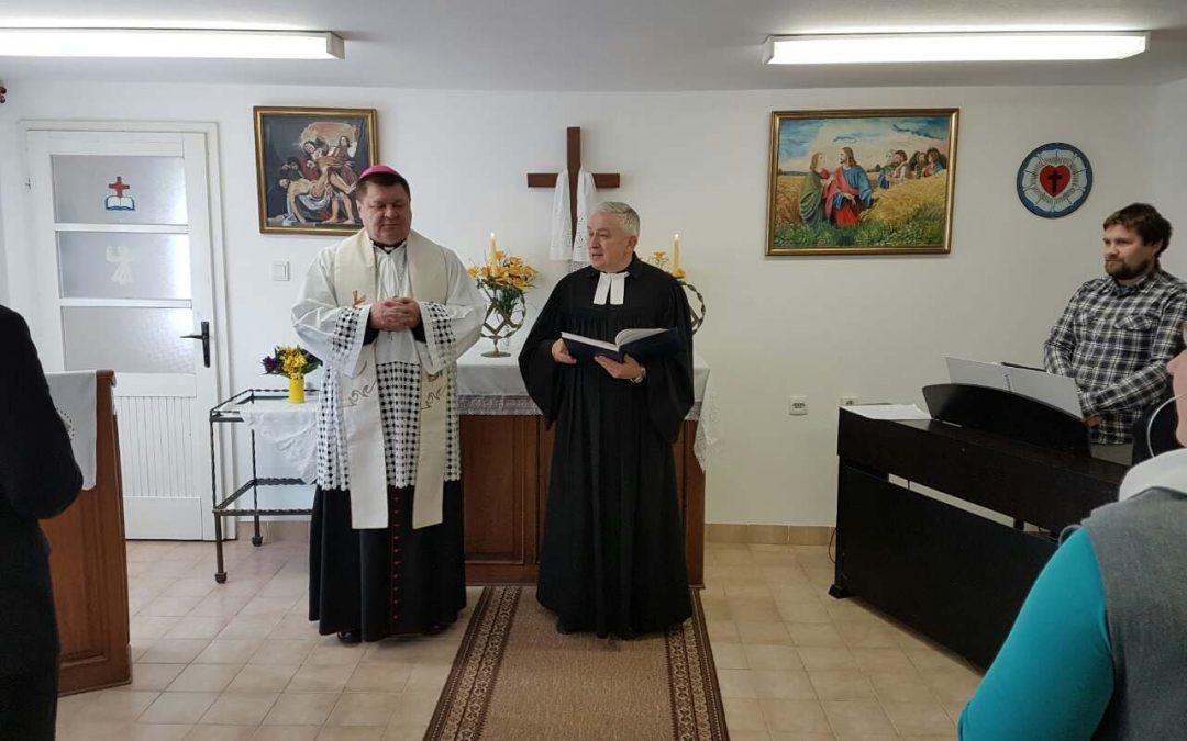 Ekumensko bogoslužje u Velikim Zdencima