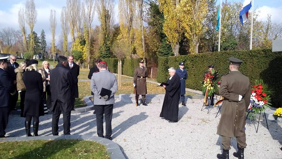 Njemački dan žalosti na Mirogoju