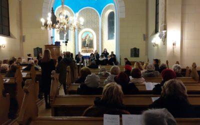 Koncert na 2. nedjelju Adventa u Crkvenoj općini Osijek