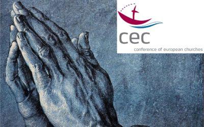 Poziv na istodobnu molitvu Gospodnje molitve u srijedu, 25. ožujka 2020. u 12h