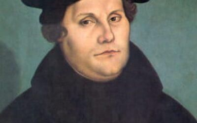 Život Martina Luthera