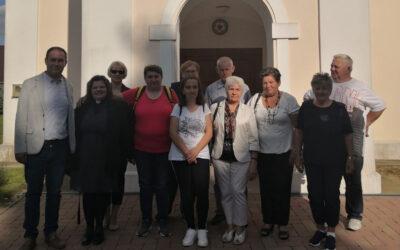 Vjernici Crkvene općine Legrad u posjeti Crkvenoj općini Szepetnek u Mađarskoj