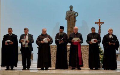 """Sudjelovanje predstavnika naše crkve na 2. Ekumenskom glazbeno-molitvenom susretu pod geslom """"Dom za sve? Obnoviti Božji 'oikos'"""""""